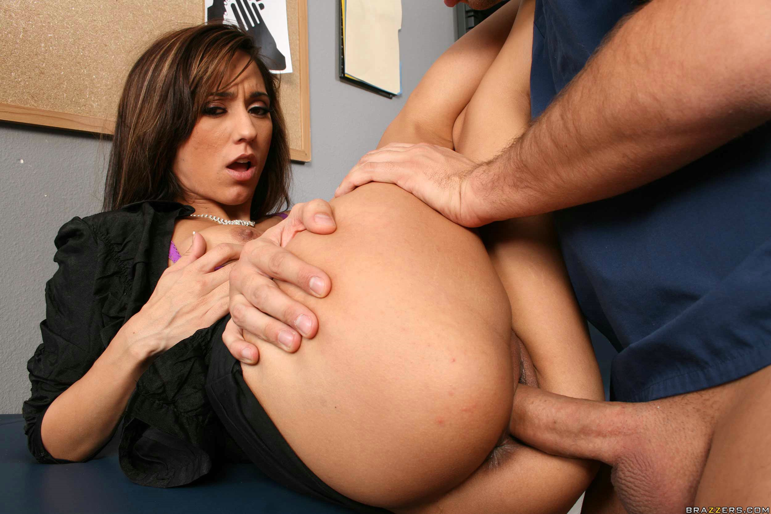 Sexy Hardcore Sex In The Office